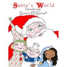 Santa's World - Hard Cover